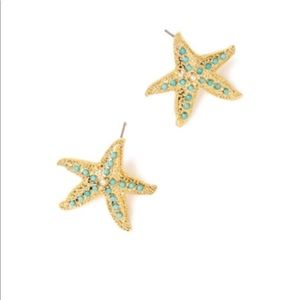 Lilly Pulitzer Starbright earrings